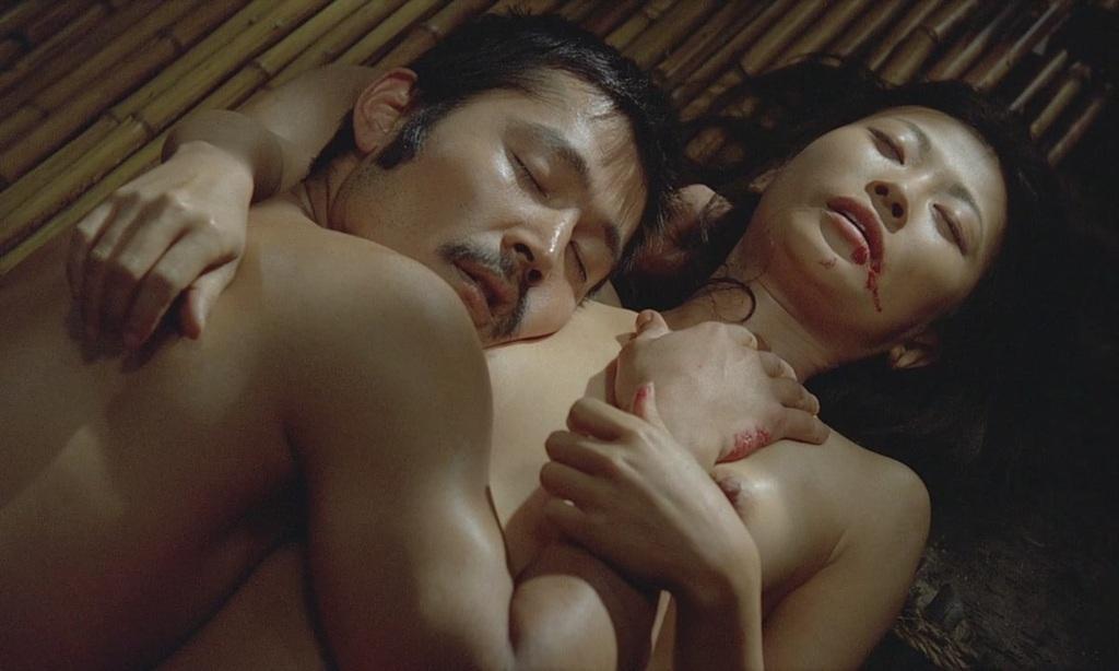 эта произошла эротика в азиатском кино собрала все пальчиками